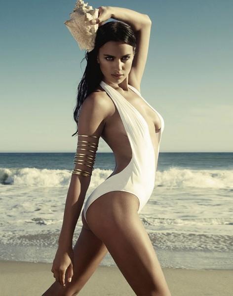 6 - место. Российская модель и дебютантка конкурса Ирина Шейк