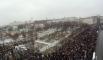 2011 г. Одним из крупнейших декабрьских митингов стал митинг в Москве на Болотной площади, прошедший 10 декабря. По разным оценкам он собрал от 25 тысяч до 150 тысяч участников