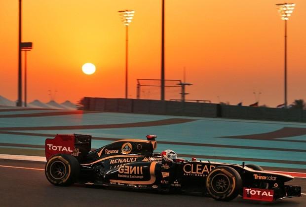 В Lotus построили одну из лучших машин команды за последние годы, но до лидеров коллектив так и не дотянулся, хотя победа в Абу-Даби определенно стала стимулом для дальнейшей работы