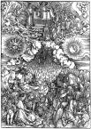 Альбрехт Дюрер, «Снятие шестой печати», 1498 г.