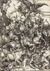 Альбрехт Дюрер, «Четыре всадника Апокалипсиса», 1497-1498 гг.