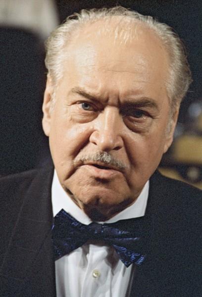 <b>Владлен Давыдов</b><br>(1924-2012)<br>Актер<br>Владлен Давыдов – один из любимейших актеров СССР, актер МХТ, сыгравший в  фильмах &quot;Кубанские казаки&quot;, &quot;Человек-амфибия&quot; и др.