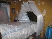 Спальня Деда Мороза в его тереме