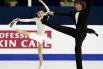После не самого удачного выступления Юко Кавагути и Александр Смирнов занимают пятое место.