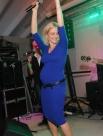 Журналистка и певица Катя Гордон