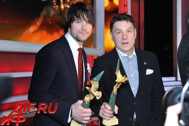 Данила Козловский и  Сергей Маковецкий