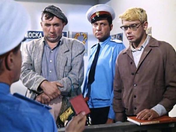 «Операция «Ы» и другие приключения Шурика» 1965