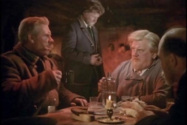 «Долгий путь» — первый художественный фильм. 1956