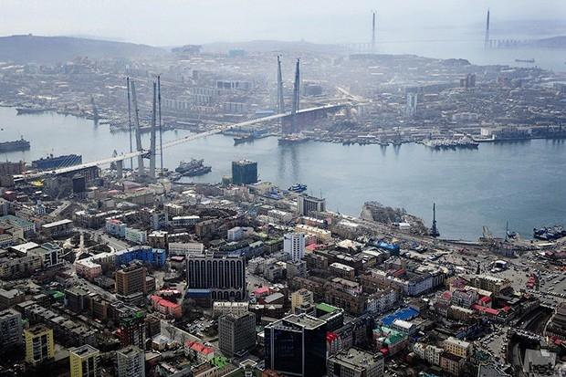 Мосты Владивостока<br>Номинация: Архитектура