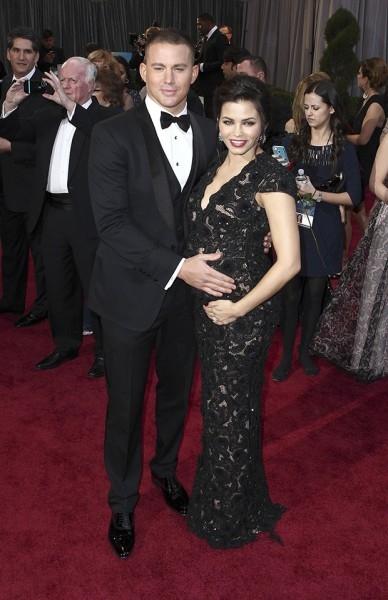 Ченнинг Татум с женой