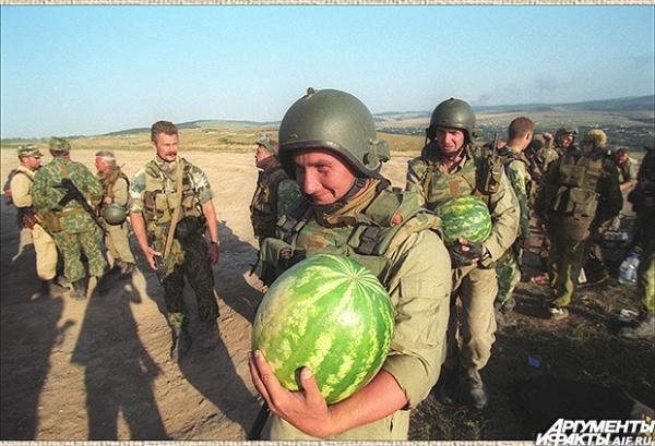 2000 - 2005 г.г. «Альфа» - спецназ ФСБ