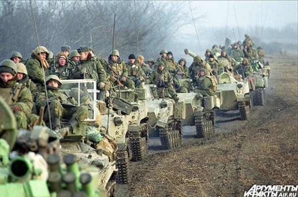 1994-2003 г.г. На Кавказе всегда война?