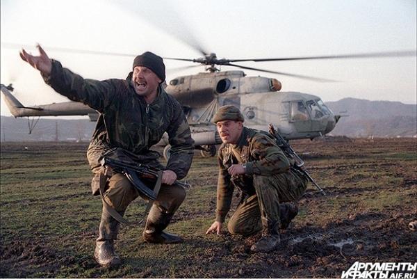 2002 г. Дороги войны в Чечне