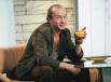 Актер Андрей Панин на съемках программы «Доброе утро».