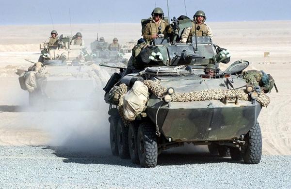 Вторжение в Ирак началось в рамках военной операции «Иракская свобода», которая продлилась до 1 сентября 2010 года