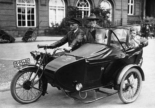 1925 год. Германия