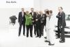 Владимир Путин и   Ангела Меркель на открытии Международной промышленной ярмарки «Ганновер-2013»