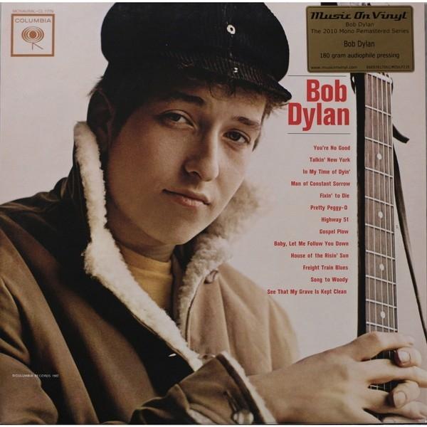 Боб Дилан 1962 г.