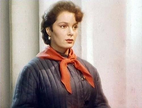 Кадр изфильма «Русский сувенир» (1960)