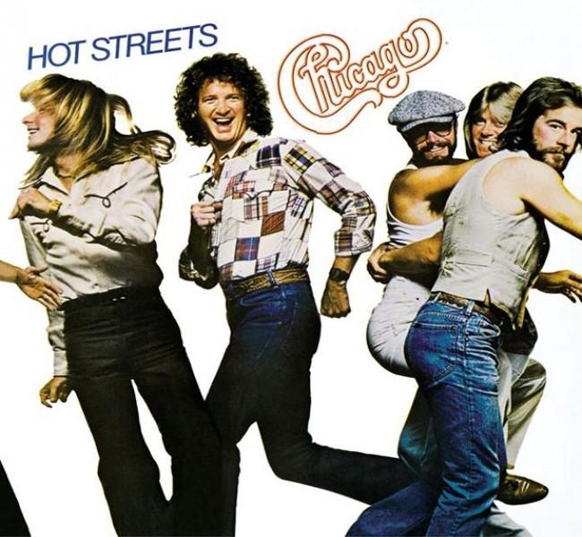 Hot Streets («Кипучие улицы») - «Чикаго»  1978 г.