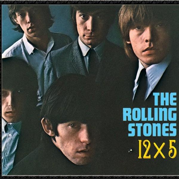 12х5 «Роллинг стоунc» 1964 г.