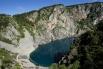 Голубое озеро (Хорватия)