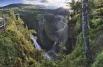 4. Четвертое место занял пейзаж из Эйдфьорда, Норвегия. (Фото Simo Rasanen)