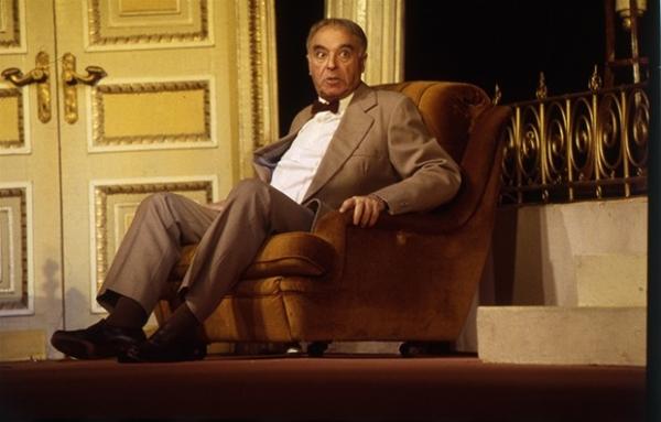 Свое 90-летие Владимир Этуш отметил на сцене – премьерой спектакля «Окаемовы очи».