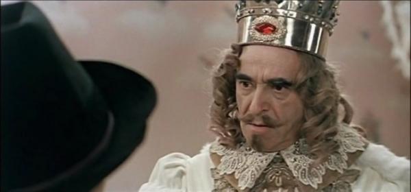 Кадр из фильма «Ослиная шкура» 1983 г.