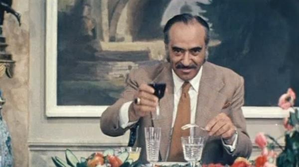 Кадр из фильма «Неисправимый лгун» 1973 г.