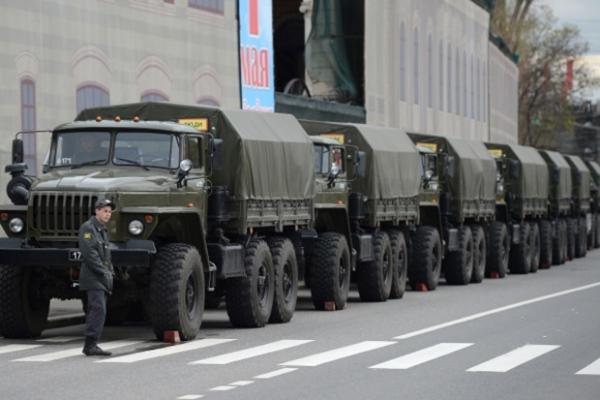 Усиление мер безопасности в рамках акции оппозиции на Болотной площади.