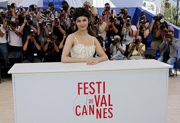 Французская актриса Одри Тоту стала хозяйкой церемоний открытия и закрытия 66-ого Каннского фестиваля. 15 и 26 мая она будет принимать членов жюри под председательством Стивена Спилберга на сцене Большого Театра Люмьеров.