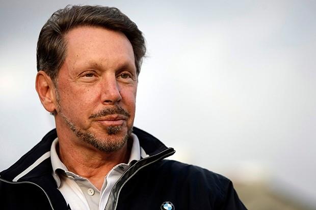 8.  Сооснователь корпорации Oracle Ларри Эллисон находится на 8-м месте рейтинга. По данным Bloomberg, капитал Эллисона составляет 41,6 млн долларов.