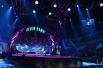Сцена вкомплексе «Мальме-арена»