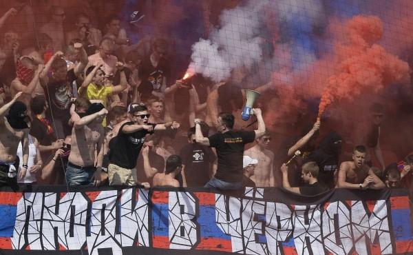 Фанаты ЦСКА не оставили команду даже после поражения от АИКа в Лиге Европы