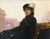 «Неизвестная», Иван Крамской, 1883 год