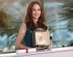 Беренис Бежо, получившая «Золотую пальмовую ветвь» как лучшая актриса (фильм «Прошлое»)