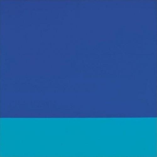 Полотно «Без названия» или «Стофбилд»  Блинк Палермо — $1 700 000