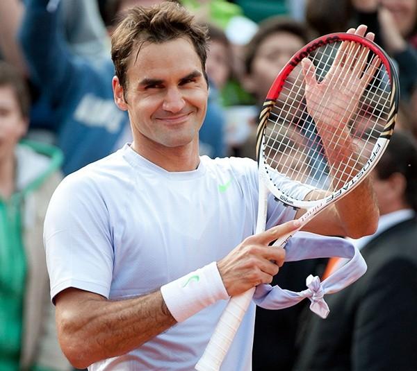 2. Роджер Федерер Теннис Годовой заработок: 71.5 млн. долл.