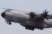 Военно-транспортный самолет Airbus A400M был задуман как ответ европейского производителя устаревающему военно-транспортному самолету C–130 Hercules производства американской компании
