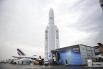 Arianespace - основанная в 1980 году французская компания, которая является первой коммерческой компанией, осуществляющая космические перевозки. Они осуществляют производство, эксплуатацию и маркетинг ракеты-носителя «Ариан 5»