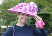 Гостья церемонии открытия скачек Royal Ascot