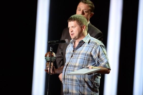 Писатель Денис Осокин (приз за лучший сценарий)