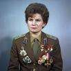 В. В. Терешкова в 1969 г.