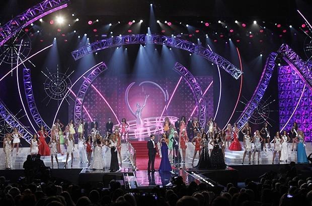 Участницы конкурса «Мисс США»