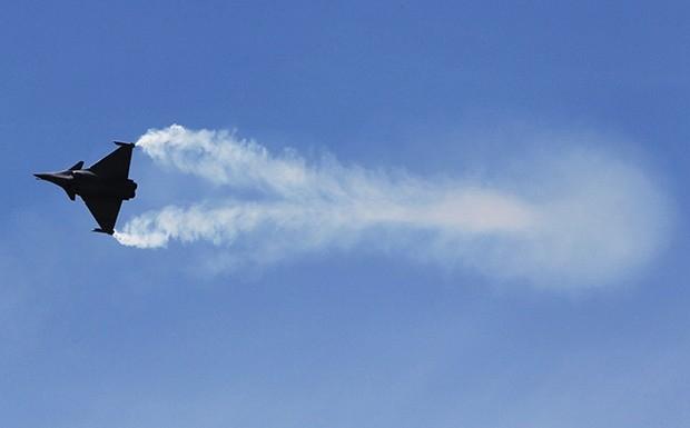 Французский многоцелевой истребитель «Рафаль»
