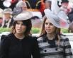 На фото: принцессы Евгения и Беатрис
