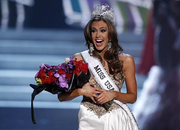 Новая «Мисс США» после победы заявила о намерении уйти из компании, в которой она работает бухгалтером