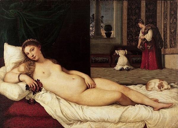 «Венера Урбинская» (1538)