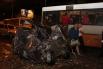 Ранее заявилось, что возможной причиной ДТП мог стать отказ тормозов у груженой фуры Howa.